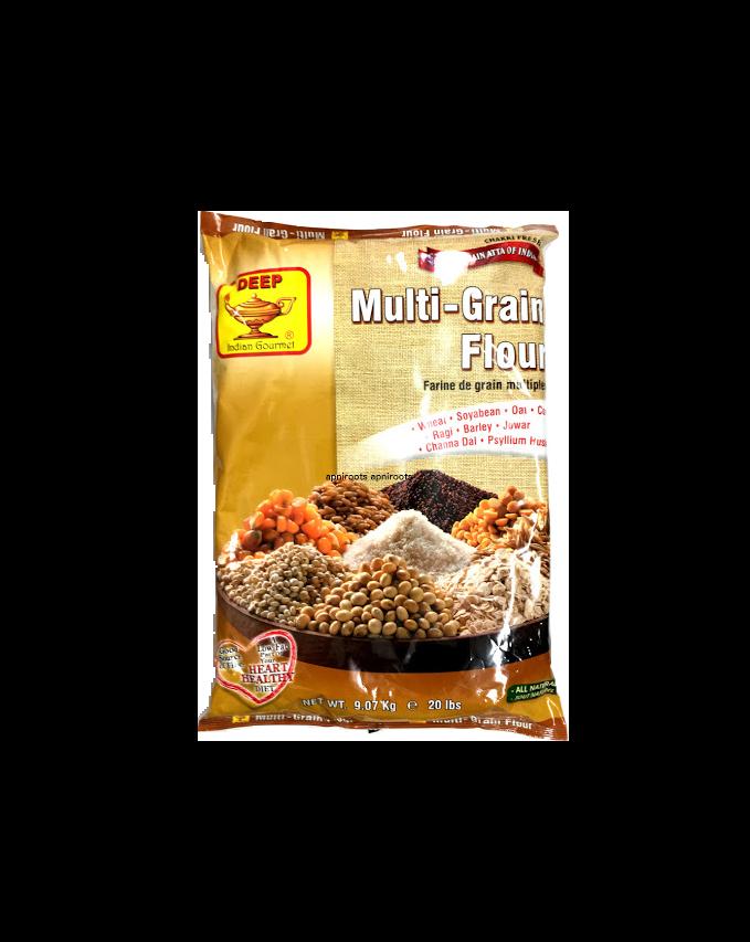 quality multi grain flour 10 kg by deep brand