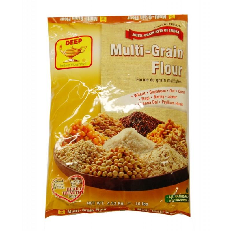 quality multi grain flour 5kg by deep brand