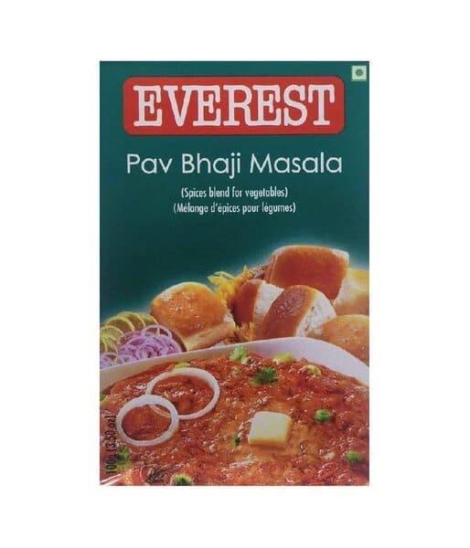 pav bhaji masala 100 gram by everest brand