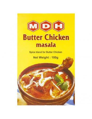 Butter Chicken Masala 100Gm by MDH brand