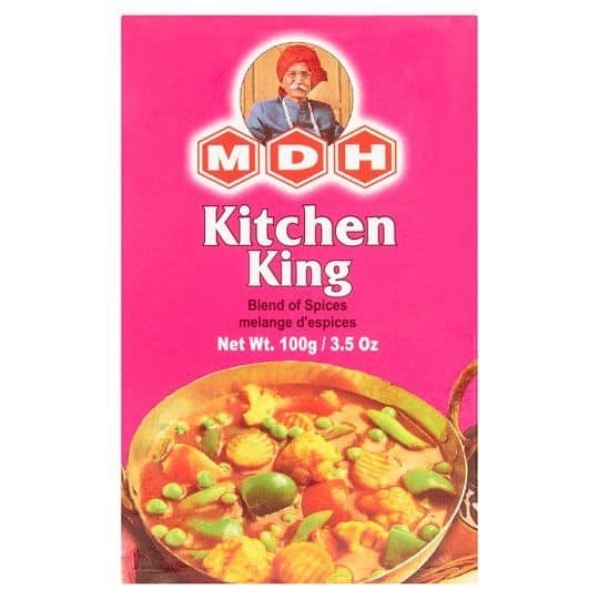 Kitchen King Masala 100Gm by MDH Brand