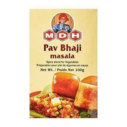 Pav Bhaji Masala 100Gm by MDH Brand