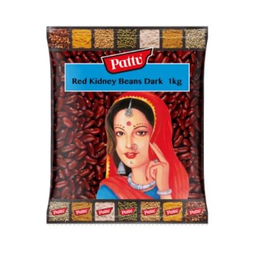 Red Kidney Beans Dark 5kg by Pattu Brand