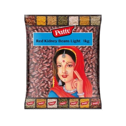 Red Kidney Beans Light 5Kg by Pattu Brand