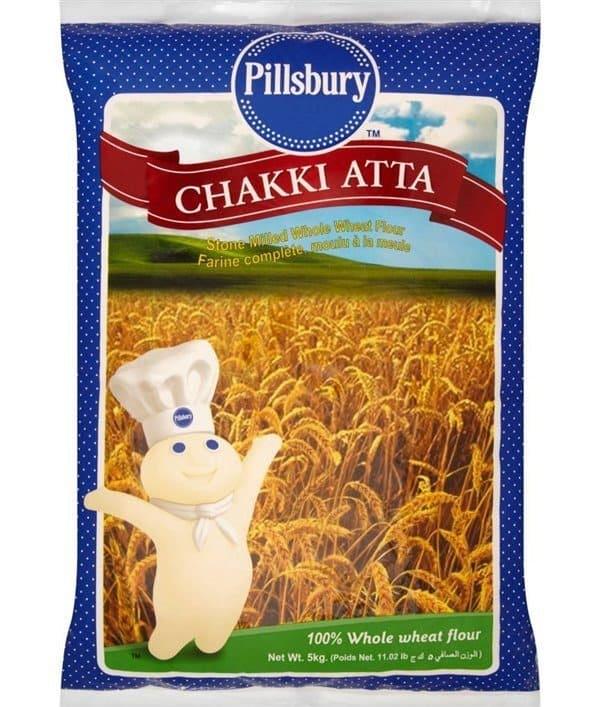 Chakki Atta 5Kg by Pillsbury Brand