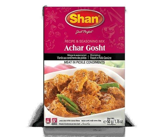 Achar Gosht 50Gm by Shan Brand