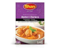 Butter Chicken 50Gm by Shan Brand