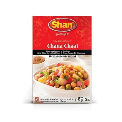 Chana Chaat 100Gm by Shan Brand