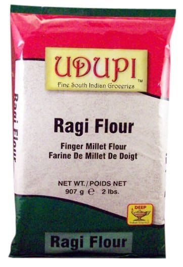 Ragi Flour 907Gm by Udupi Brand