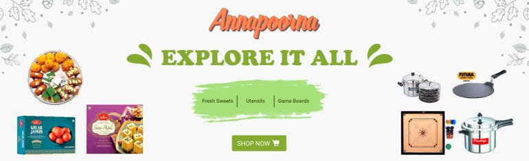 buy variety of items