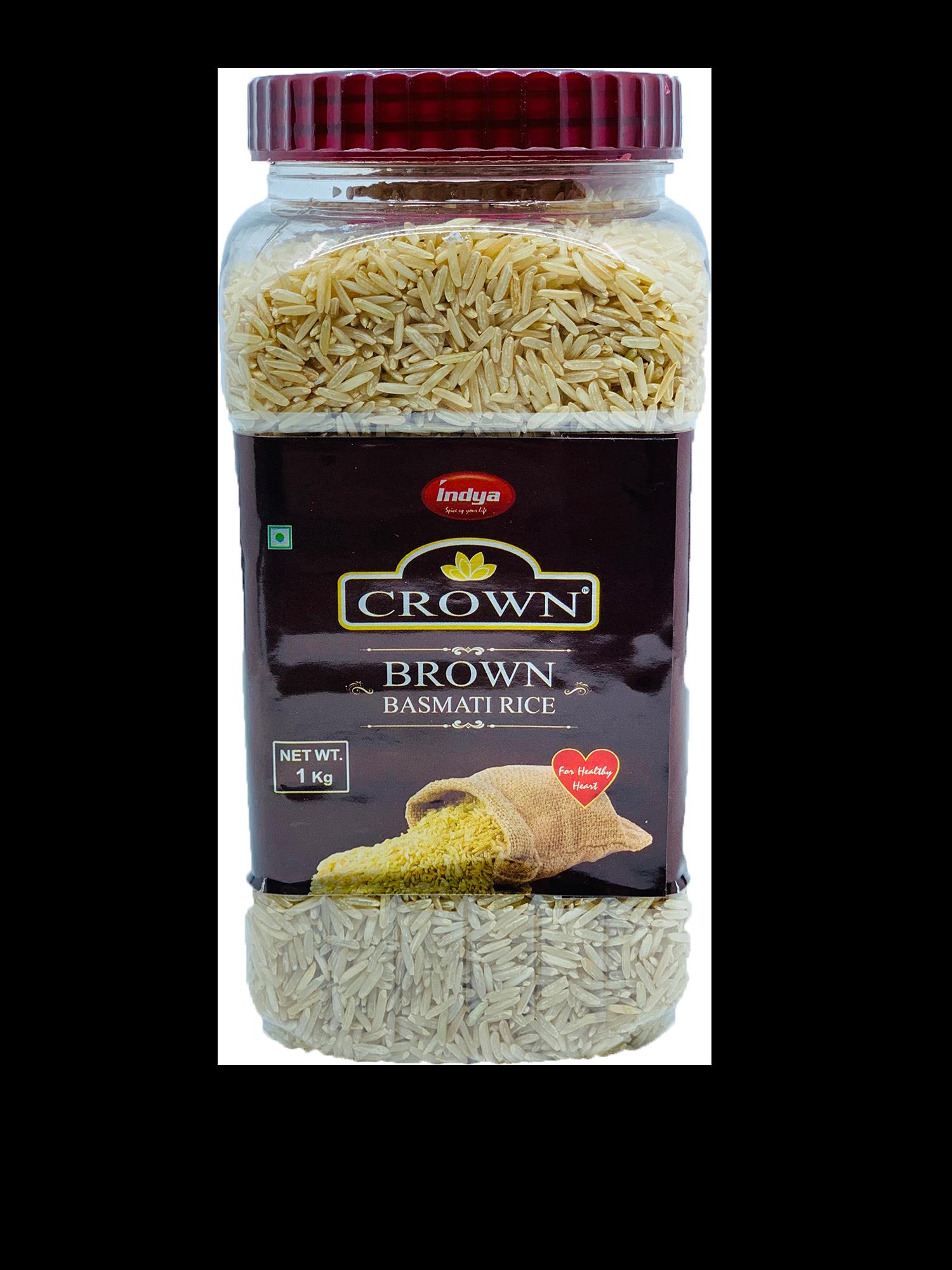 basmati rice 5 kg by indya brand