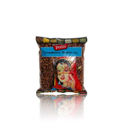 Cranberry Beans 1Kg by Pattu Brand