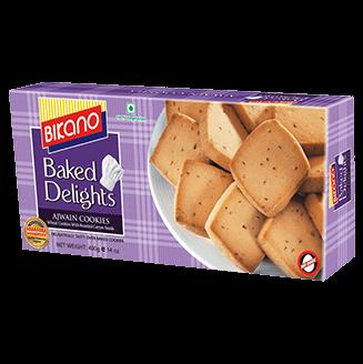 Buy Bikano Ajwain Cookies