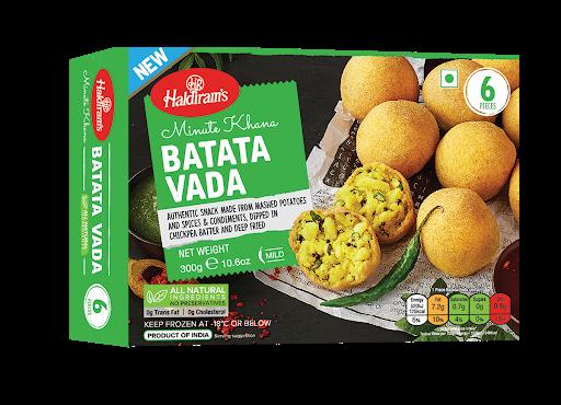 Buy Haldiram Batata Vada 300 GM