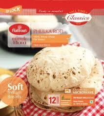 Buy Haldiram Phulka Roti 900 GM