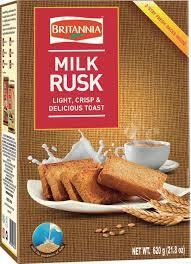 Buy Britannia Milk Rusk Online