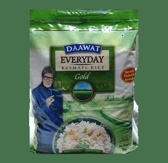 Buy Daawat Everyday Basmati Rice 5KG Melbourne Online