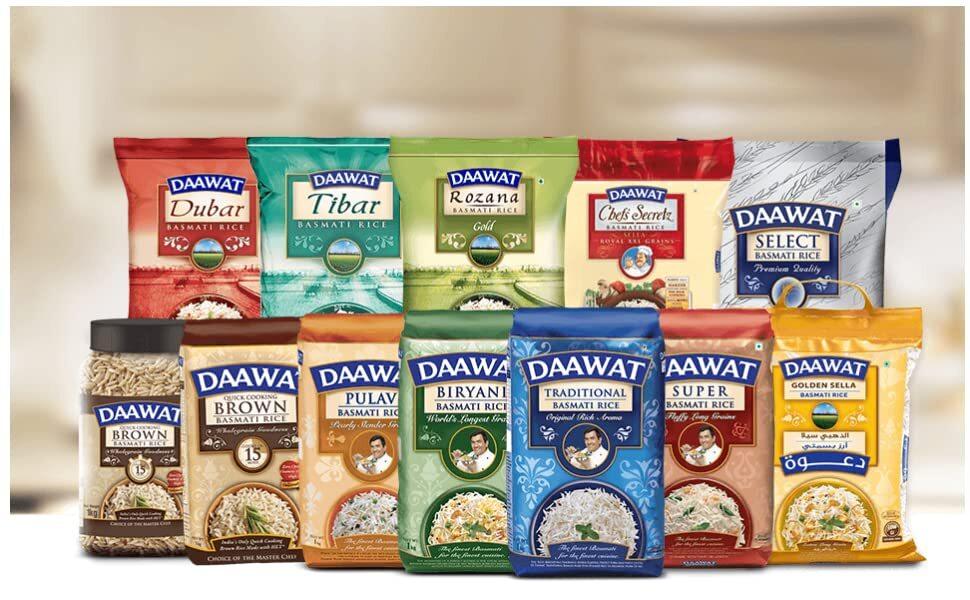 Melbourne Rice Collection Daawat Deevaya