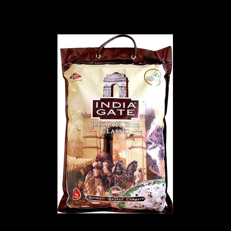 Buy India Gate Classic Basmati Rice Melbourne Online