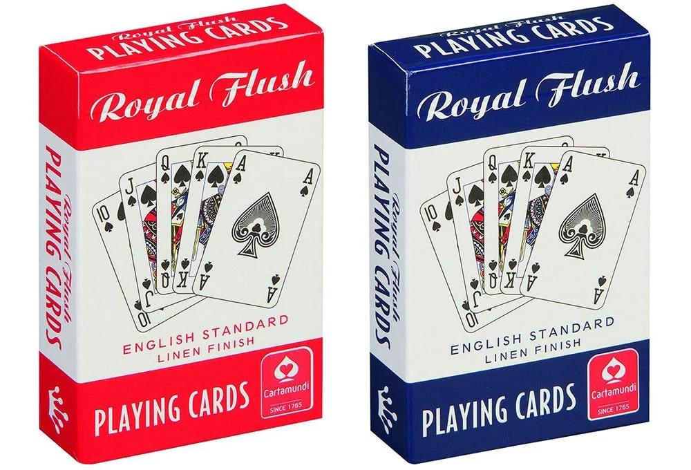 Buy Royal Flush Playing Card Online