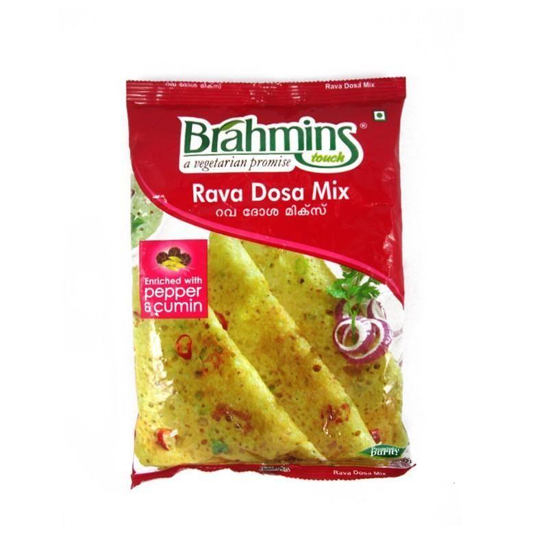 Buy Brahmins Rava Dosa Mix 500 GM Online