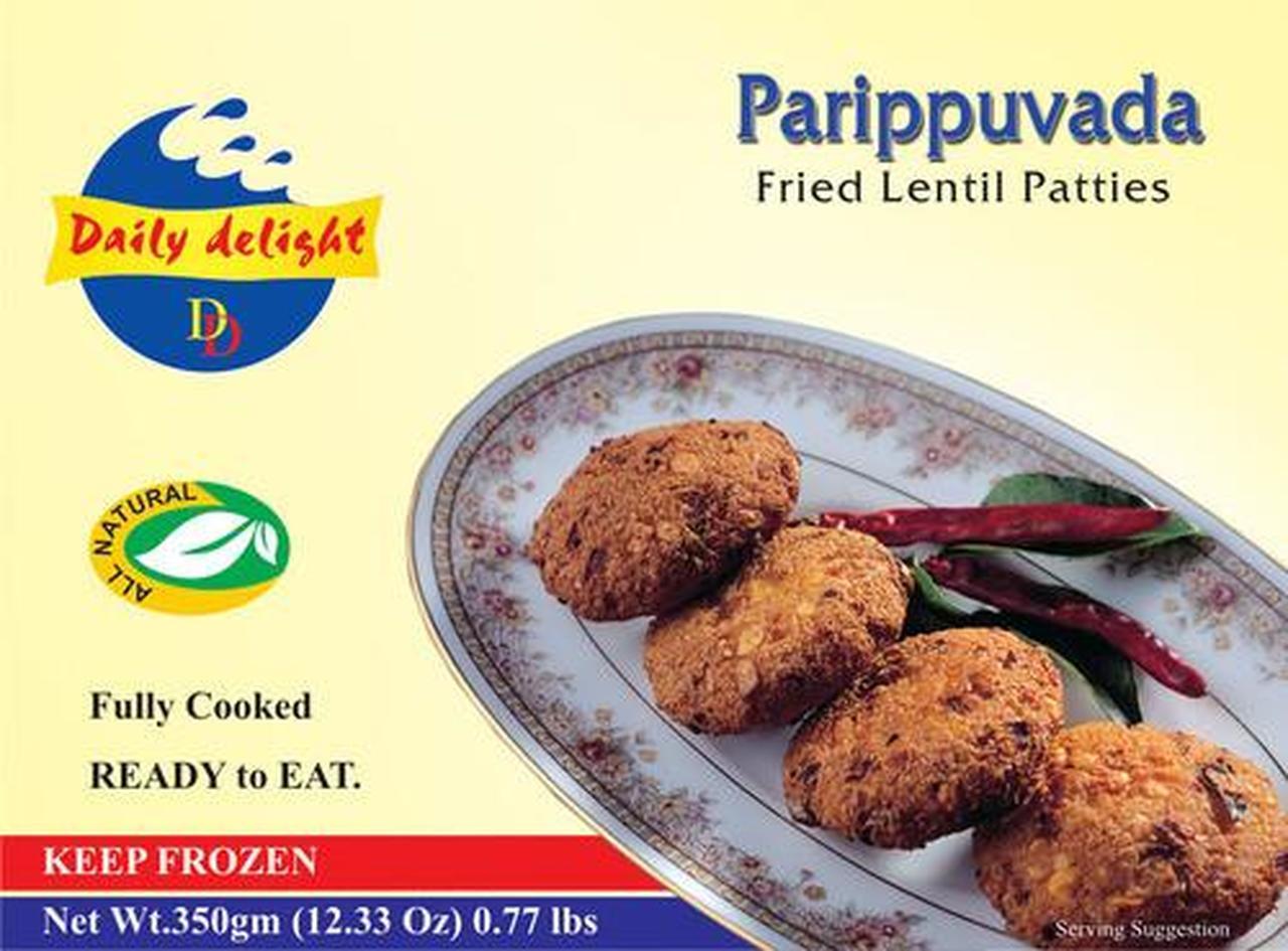 Buy Daily Delights Parippuvada 300gm