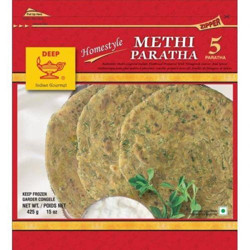 Buy Deep Methi Paratha 5 Piece Online Melbourne