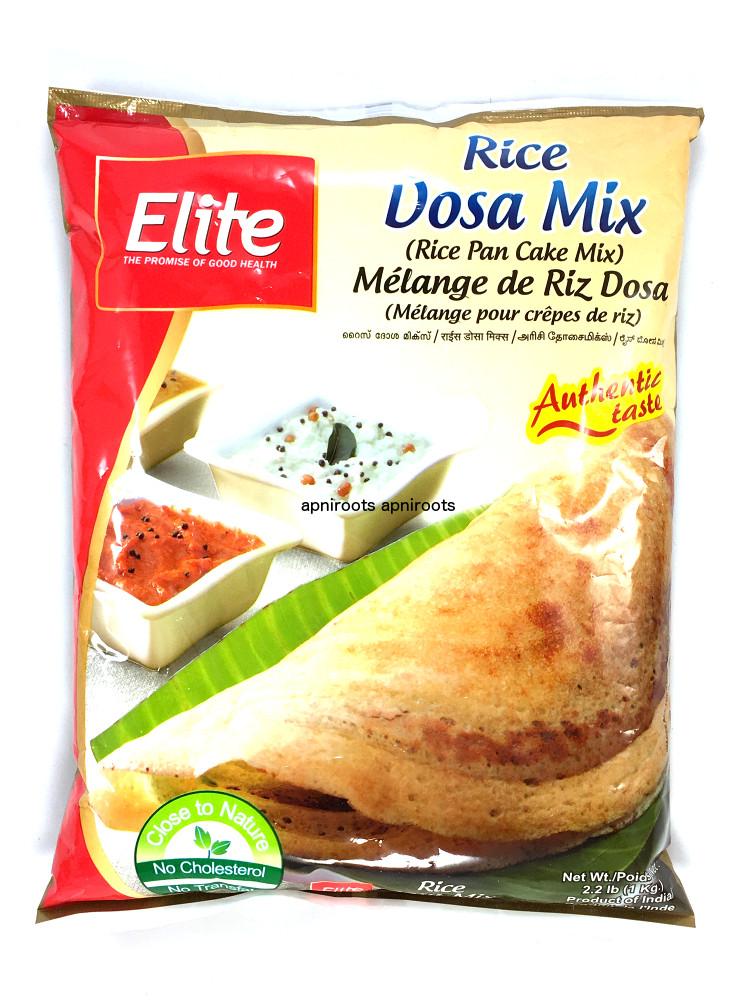 Buy Elite Rice Dosa Mix 1 kg online