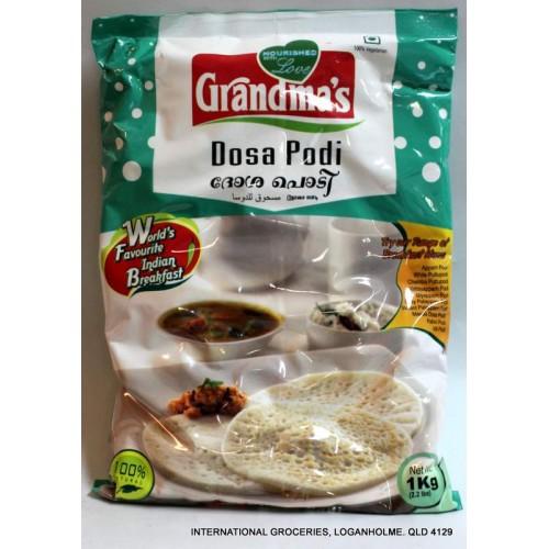 Buy Grandma Dosa Podi 1kg