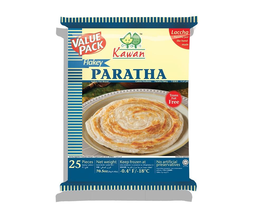 Buy Kawan Flakey Paratha 25 Piece Melbourne Online