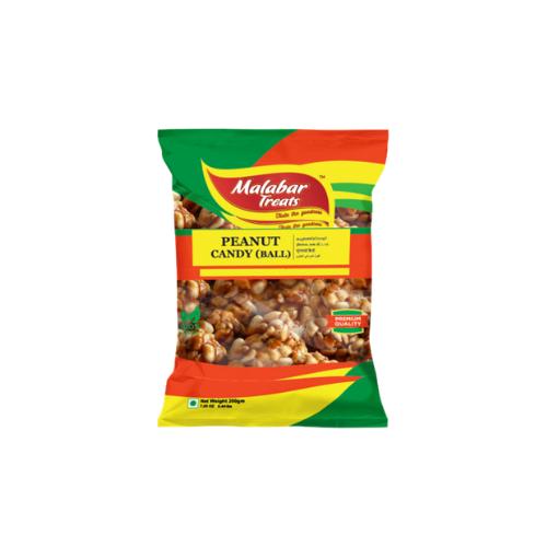 Buy Malabar Treats Peanut Candy Ball 200 Gram Online