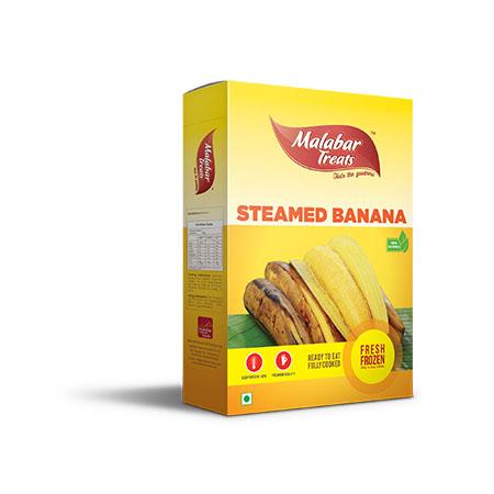 Buy Malabar Treats Steamed Bananas 400gm