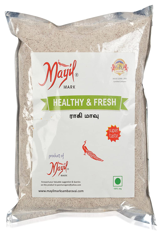 Buy Mayil Ragi Flour 1kg Online