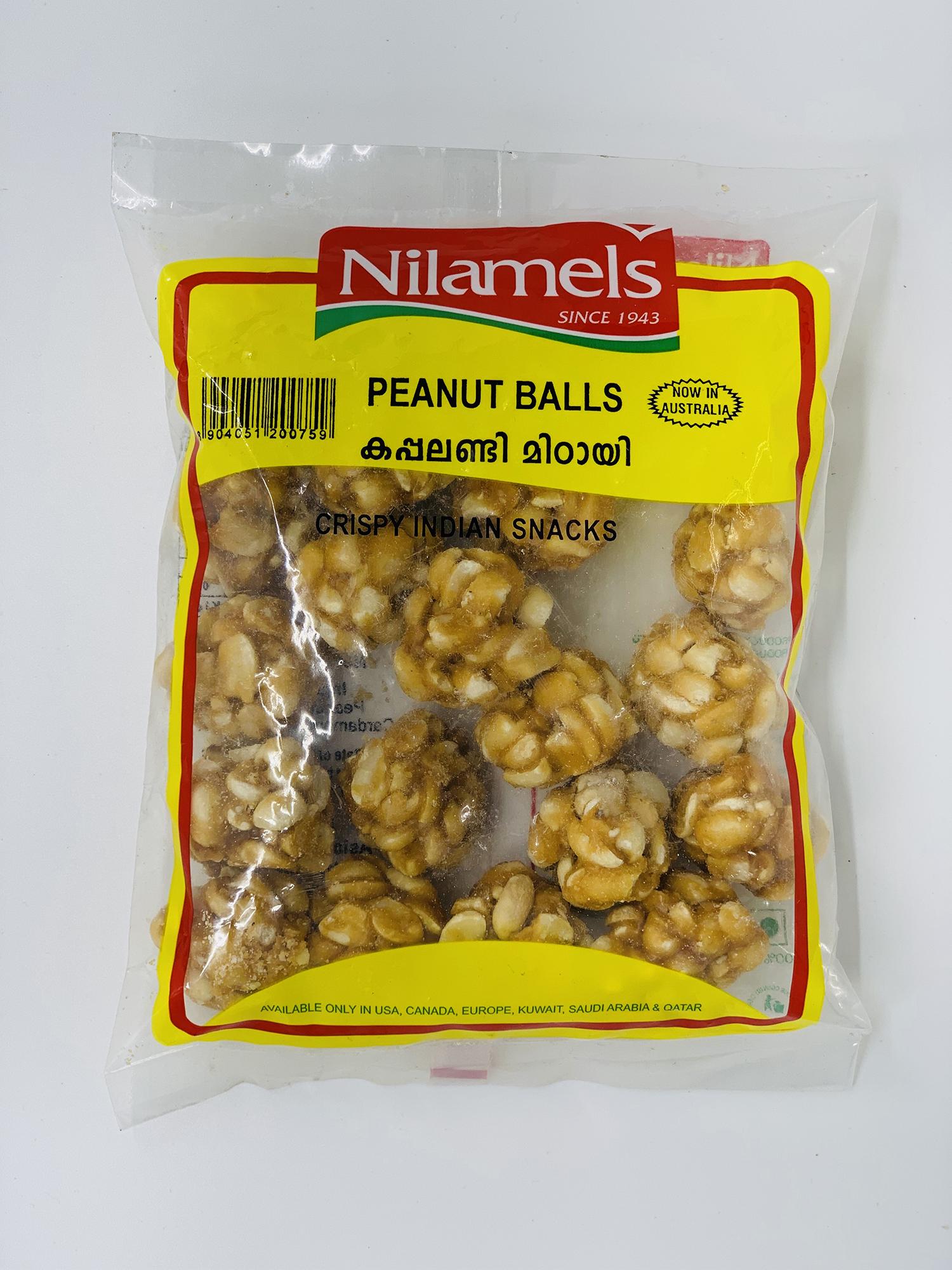 Buy Nilamels Peanuts Balls 200 GM Online