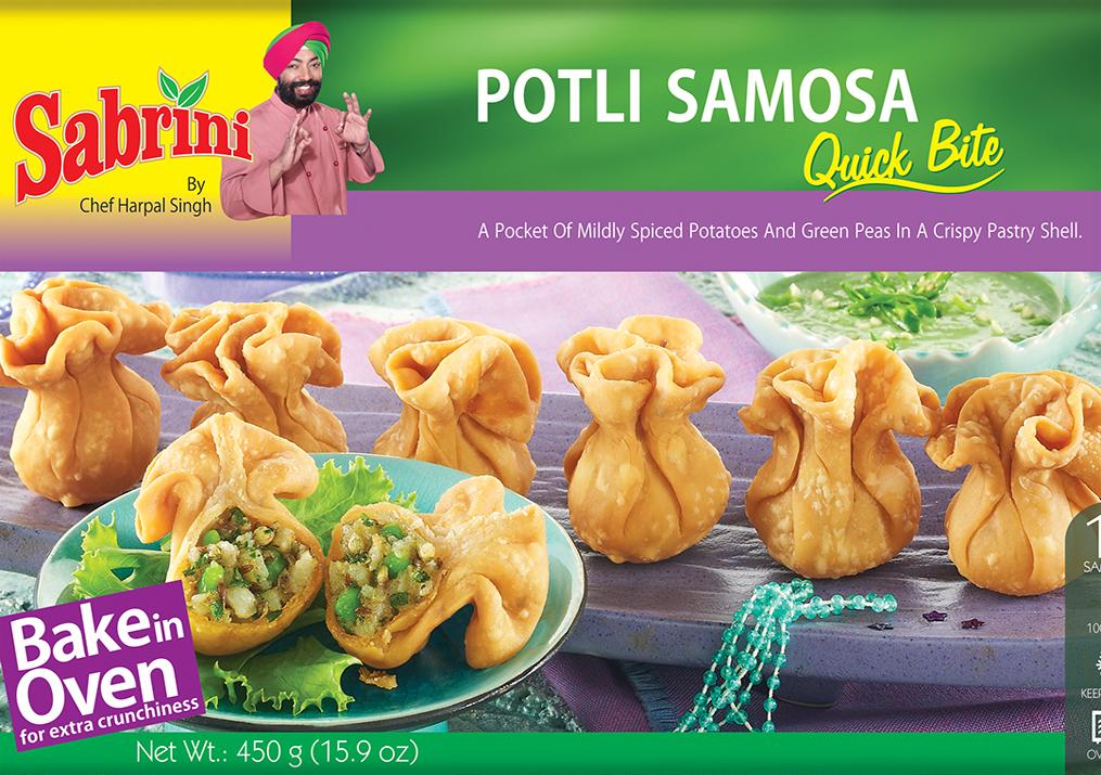 Buy Sabrini Potli Samosa