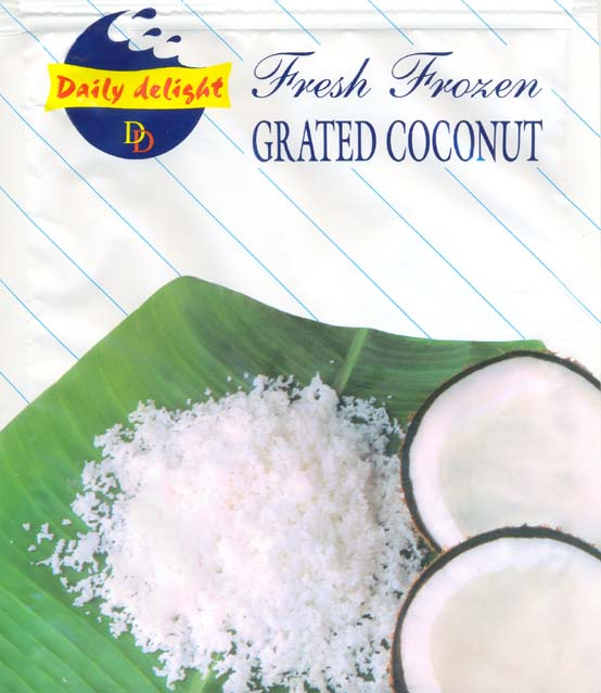 Buy Daily Delight Grated Coconut