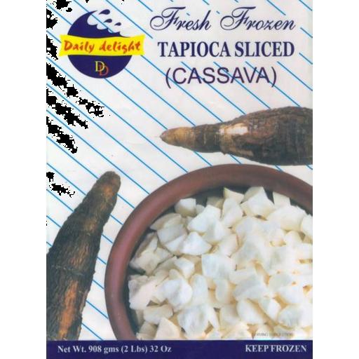 Buy Daily Delight Tapioca Sliced