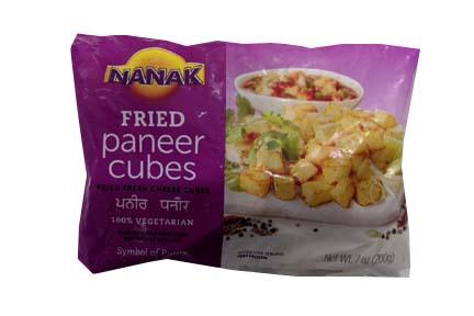 Buy Nanak Fried Paneer Cubes